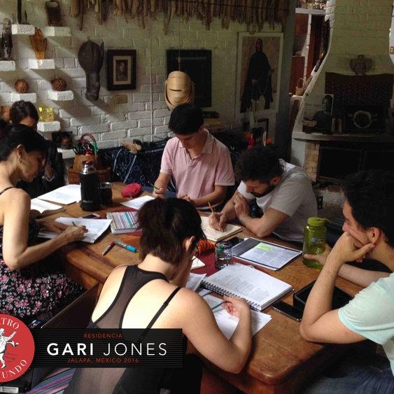 Gari Jones -