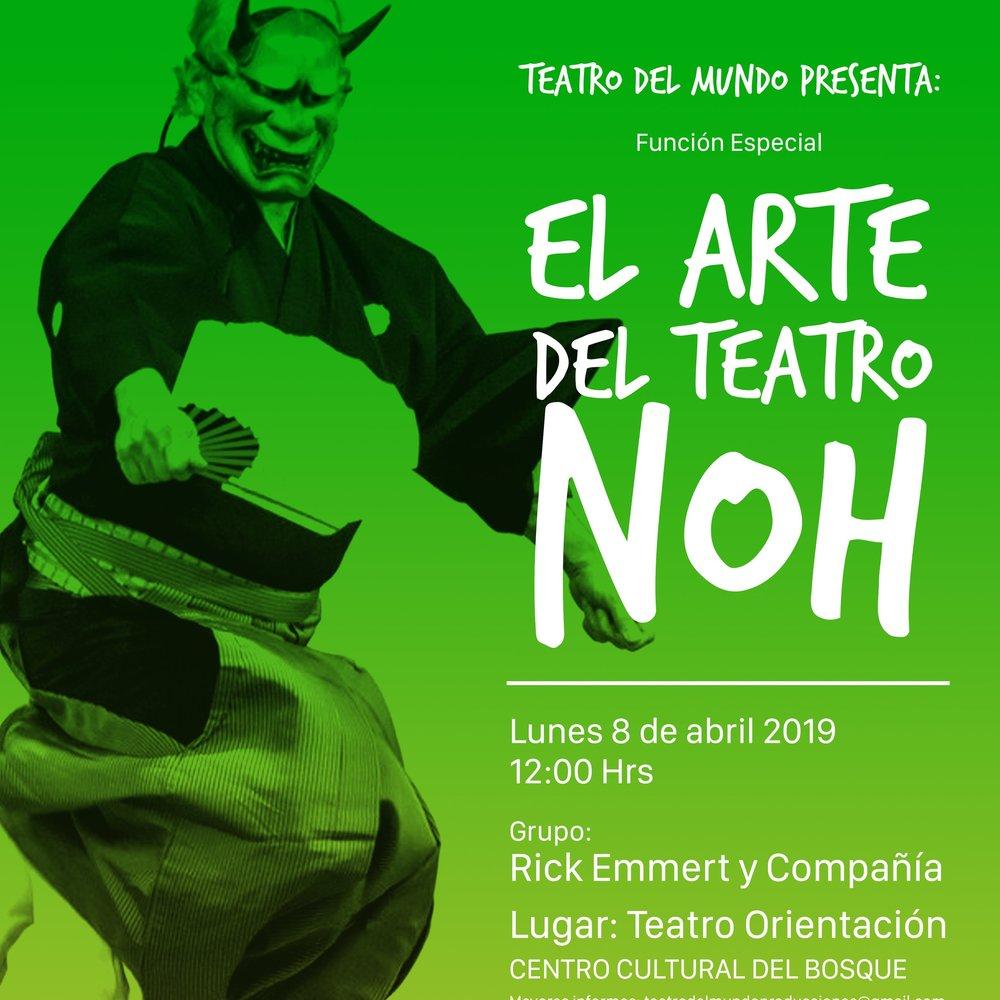 El Arte del Teatro NOH -