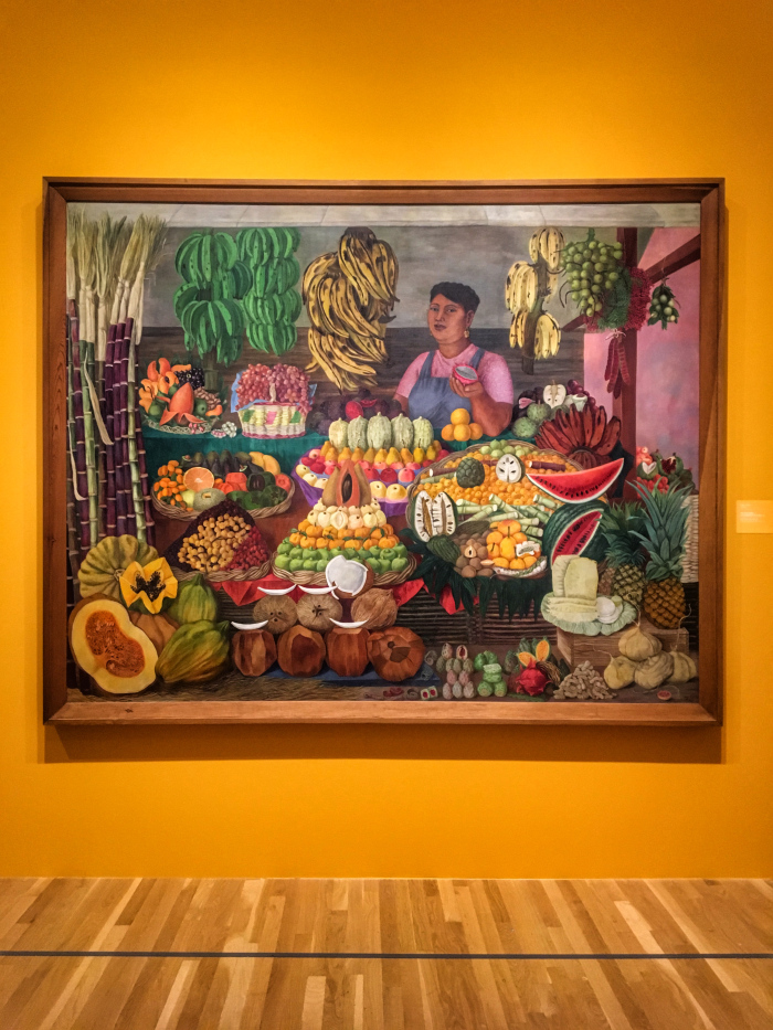 Olga Costa, The Fruit Seller, 1951