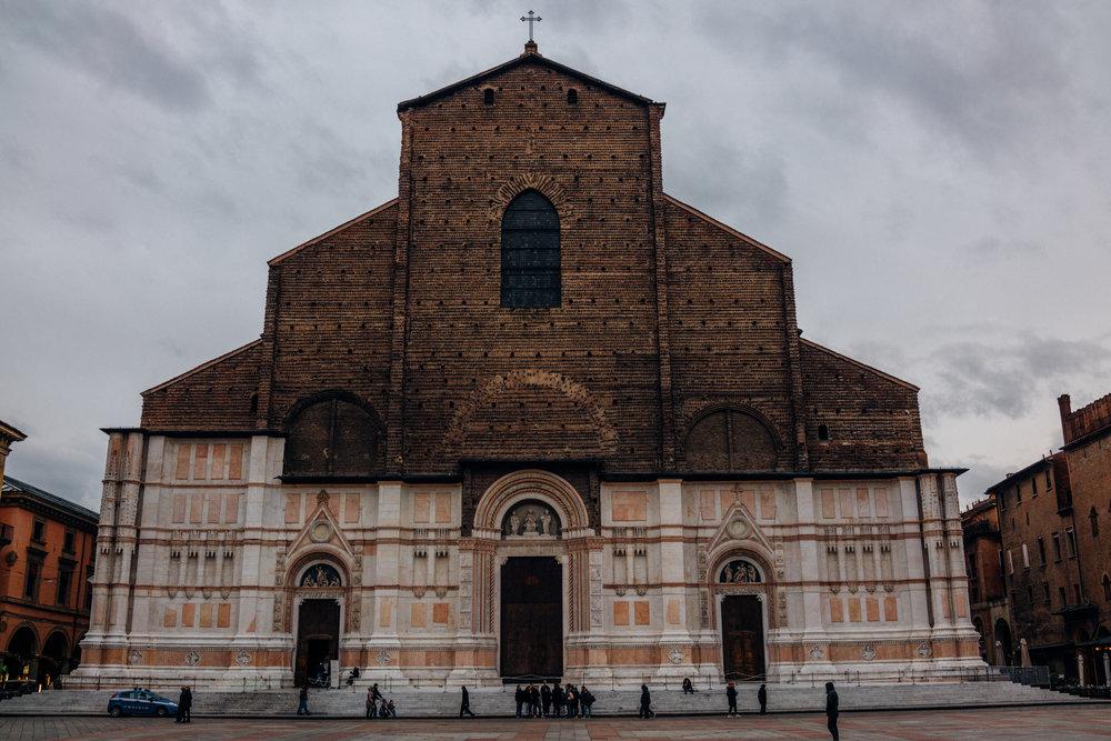 Basilica di San Petronio in Piazza Maggiore