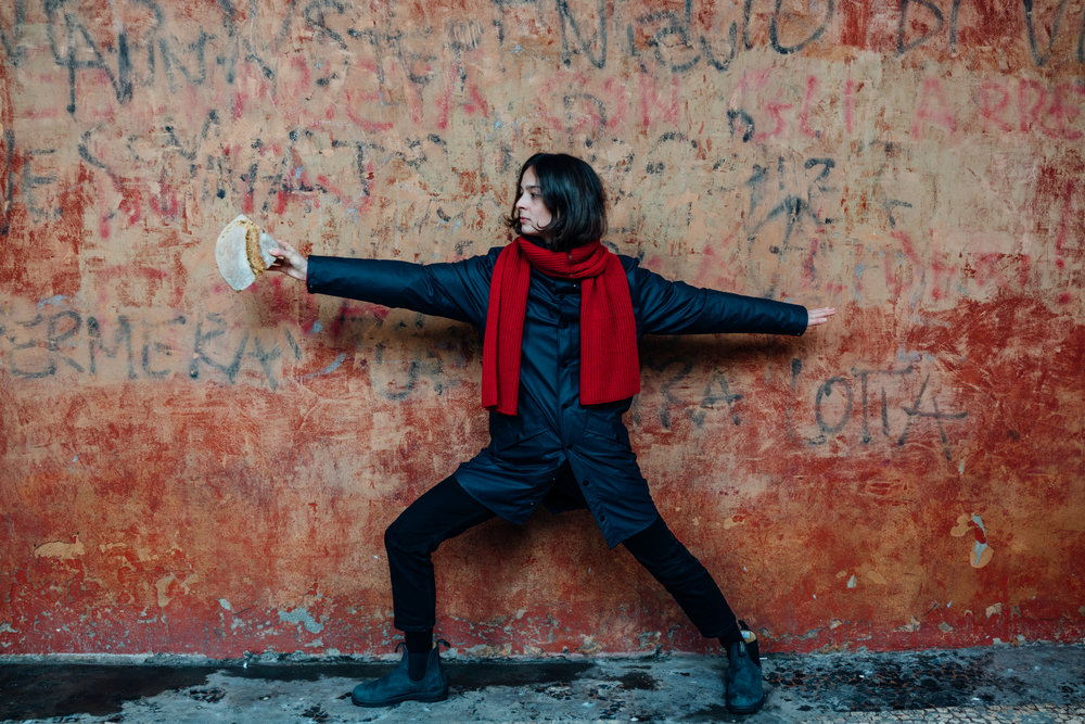 Laura Gasparella and Forno Brisa's Tumminia, Bologna, Italy