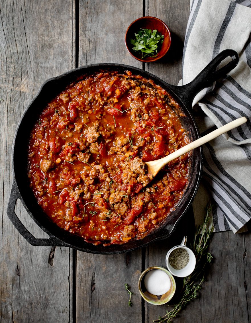 sausage-ragu-cast-iron-skillet-food-photography.jpg