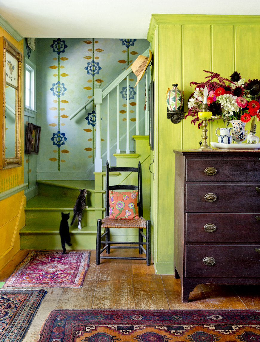 colorful-patterned-entryway-kittens-lifestyle-photography.jpg