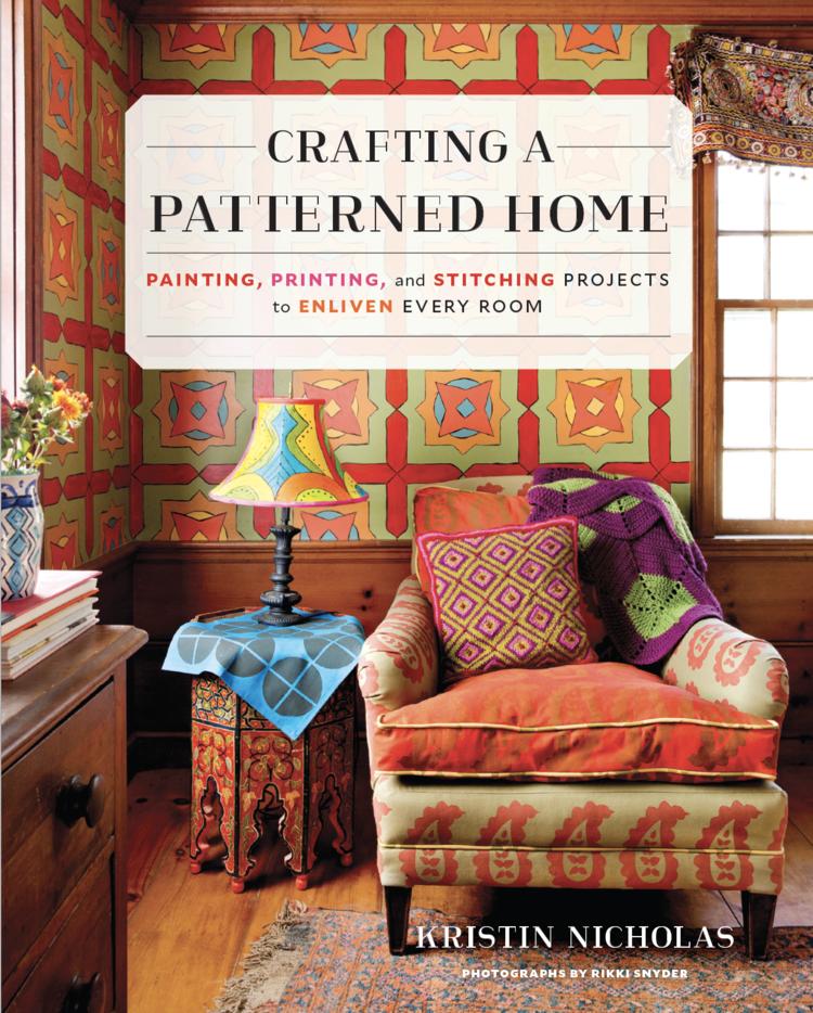 crafting a patterned home rikki snyder