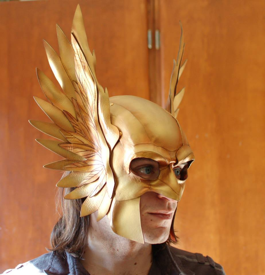 Hawkman Inspired Helm, 2014