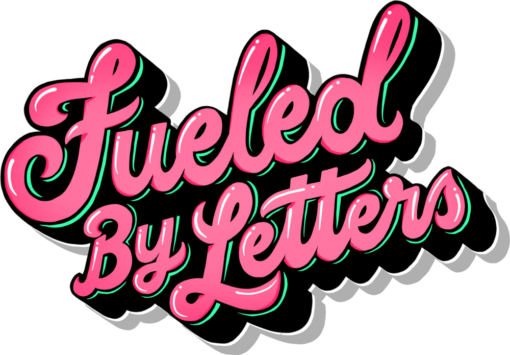 Fueled By Letters