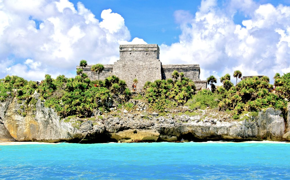 Tulum Ruins-Beach View.jpg