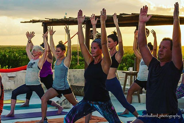 """Yoga means addition – addition of energy, strength and beauty to body, mind and soul."" –Amit Ray  Join us for our last few summer camps!  August 5th to 11th  August 18th to 24th  You can find more information at www.amansala.com/retreat-packages amansalatulum#bikinibootcamptulum #bikinibootcamp #amansala #tulummexico #tulumlovers #amansala #amansalahotel #amansalatulum #amansalaresort #amansalabikinibootcamp #beautifulhotels #beautifuldestinations #tulumbeach #travelgram #NeverStopExploring #beachvacation #paradise #yogaretreat #fitnessholiday #followforfollow #tulumlifestyle #yogacenter #holidays"