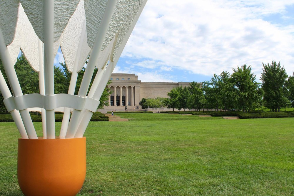 Nelson Atkins Museum Day