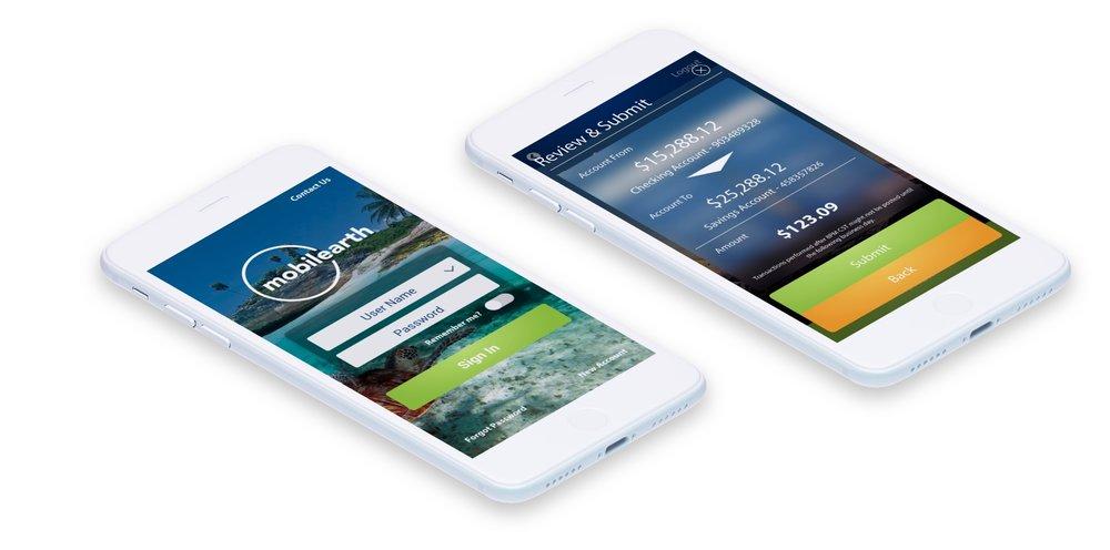 MobiBank - Mobile Banking App