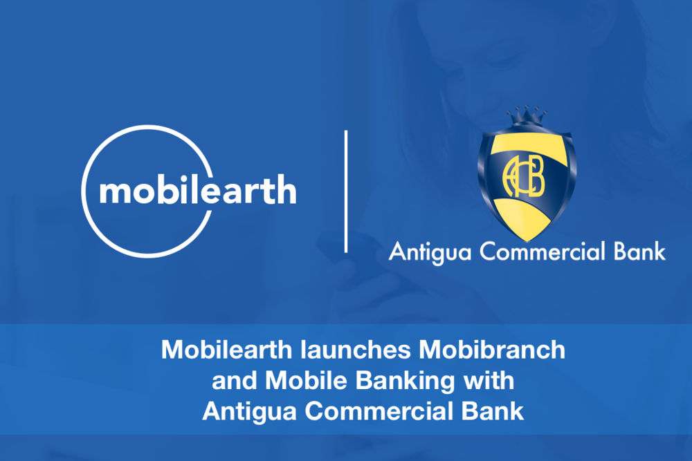 Mobilearth Antigua Commercial Bank