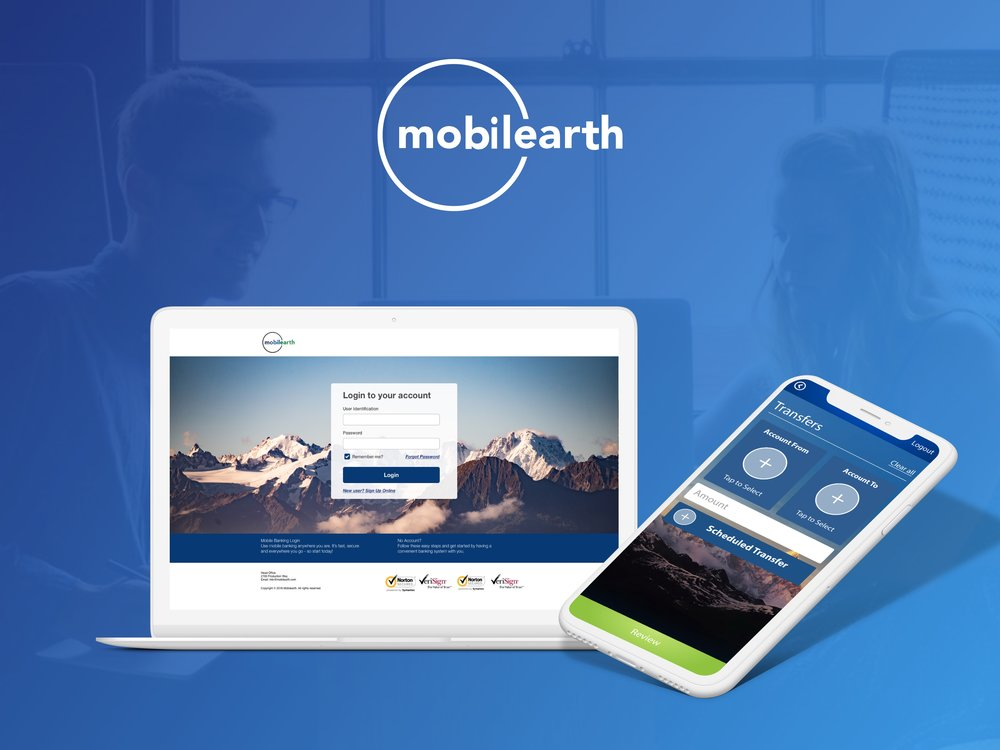 Web and Mobile Banking