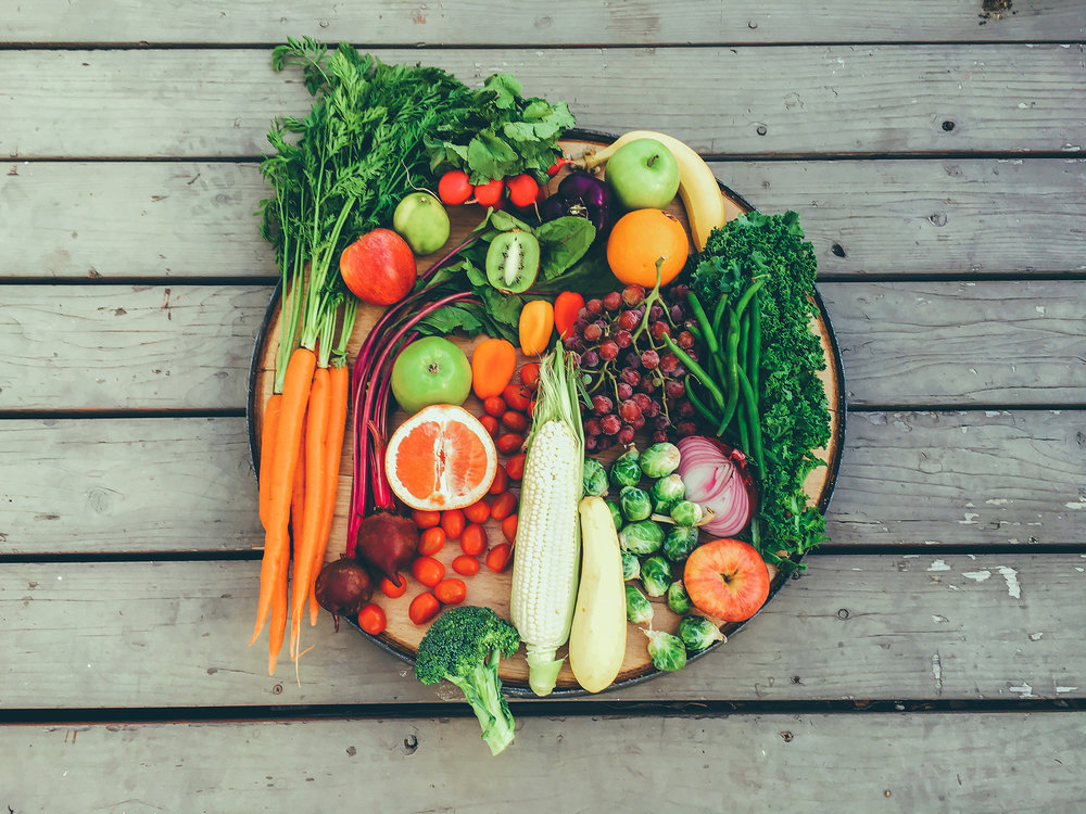 Plant-Based Phytonutrients: Anti-Aging Foods