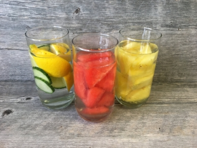 Detox water, Spa Water, Healthy & Tasty Water!