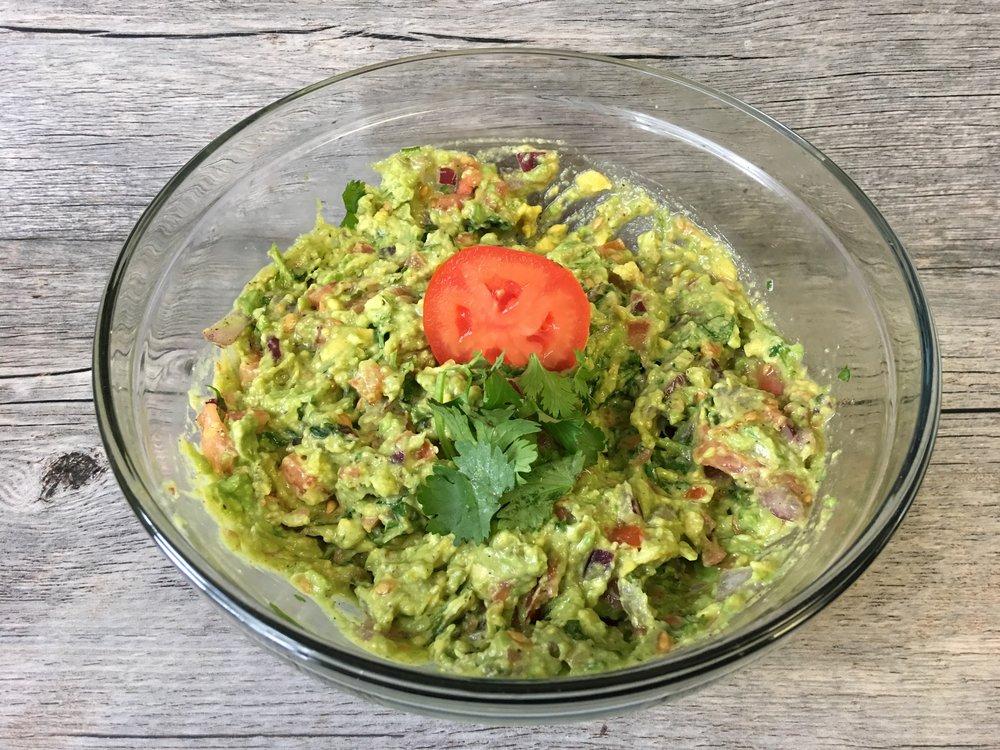 Easy, Healthy, Guacamole Recipe