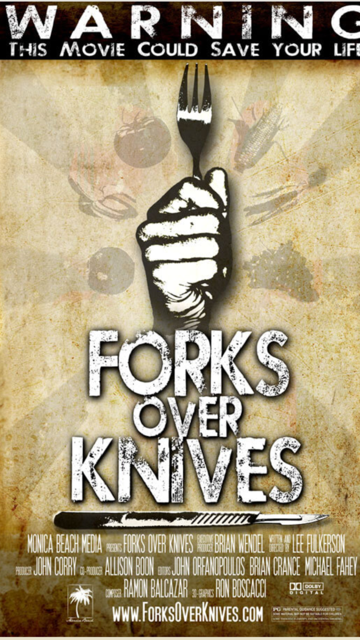 Forks Over Knives Film changes lives