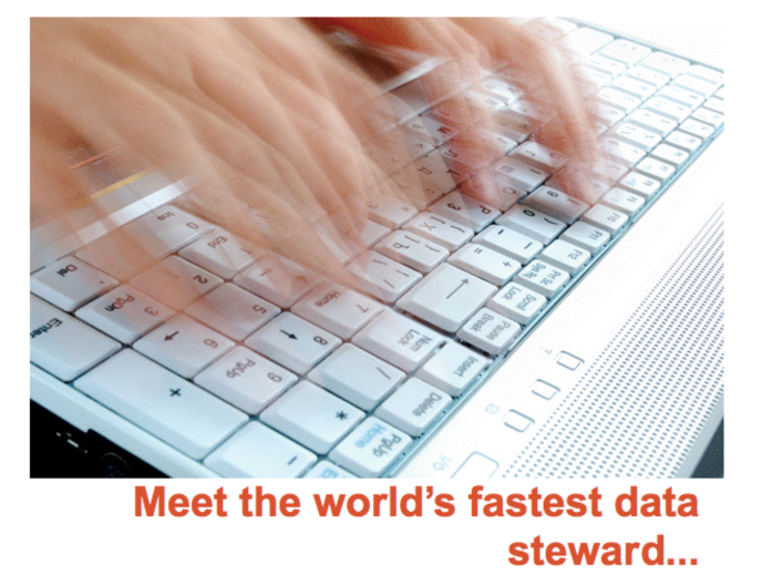 world's fastest data steward.jpg