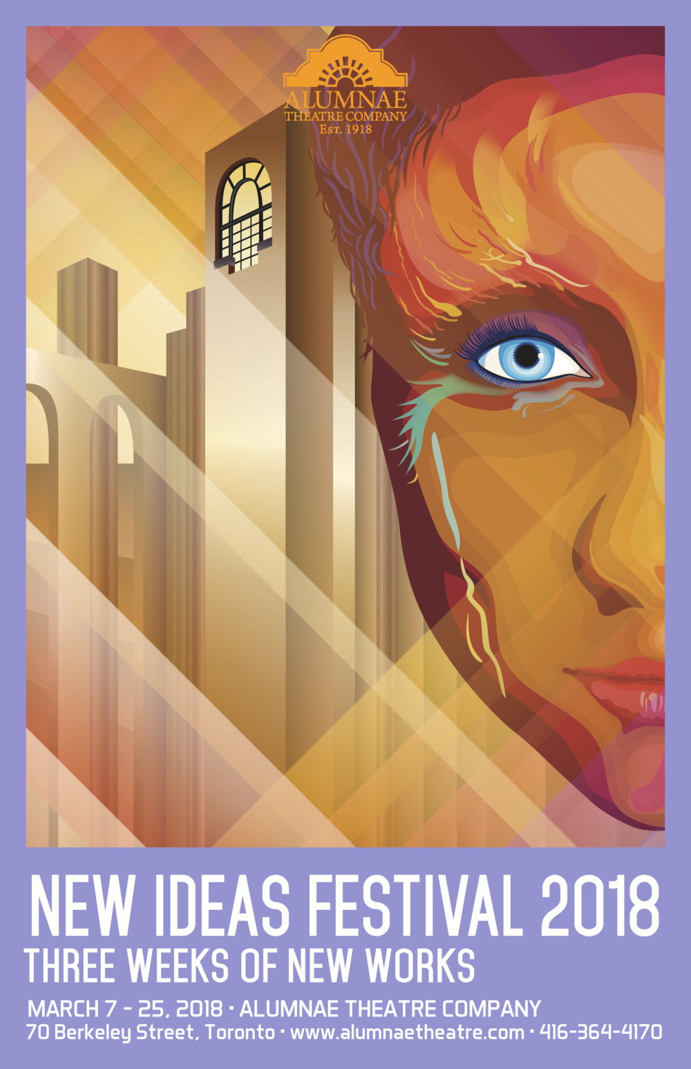 New Ideas Festival — Alumnae Theatre