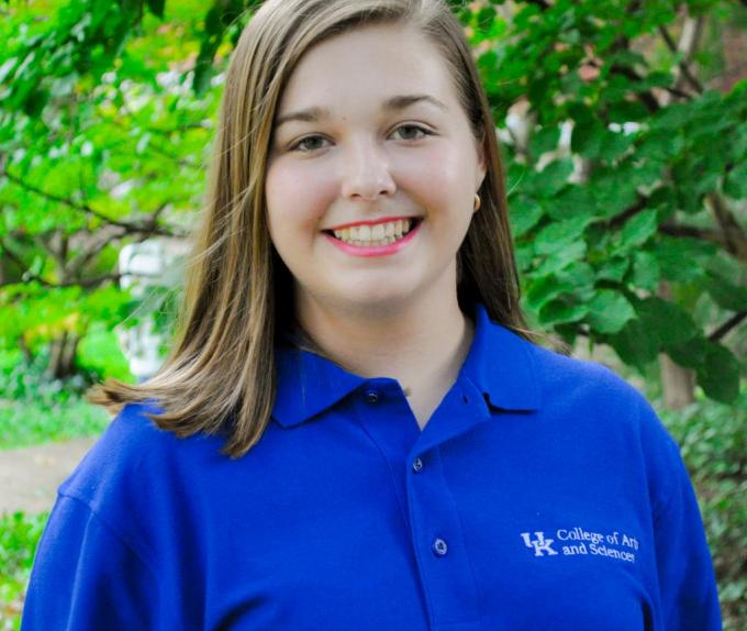 Stephanie Hacker (undergraduate - UKY)