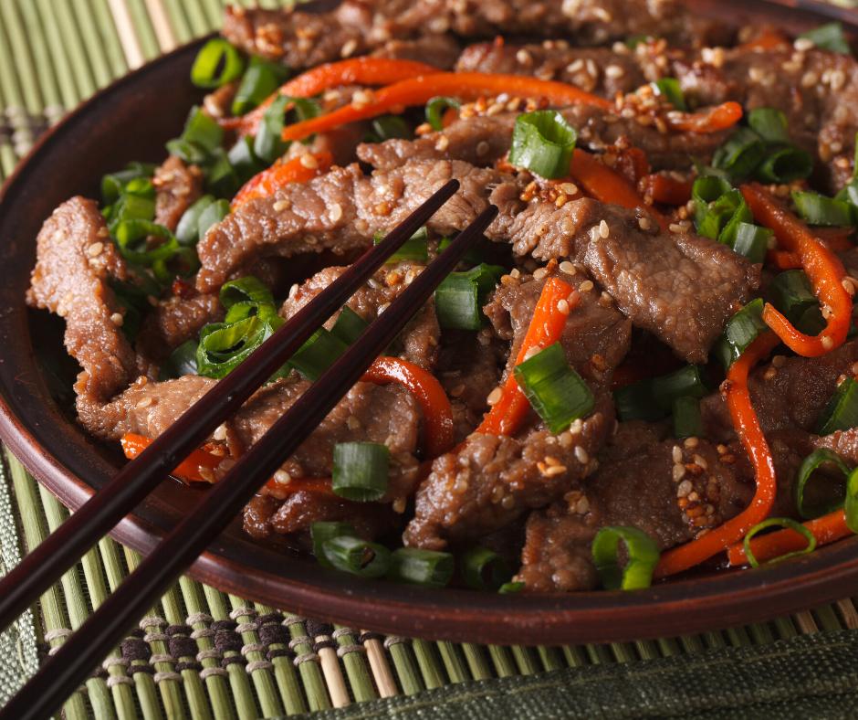 Korean Beef Bulgogi Continental Kosher Butchers