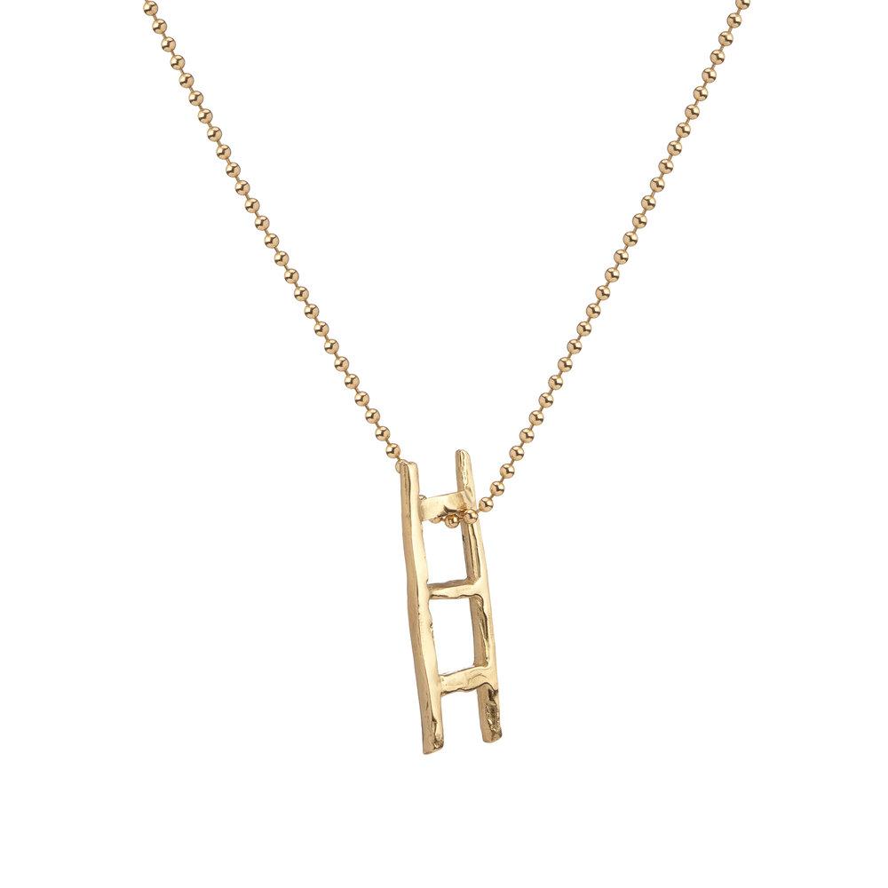 Ladder | 18k gold