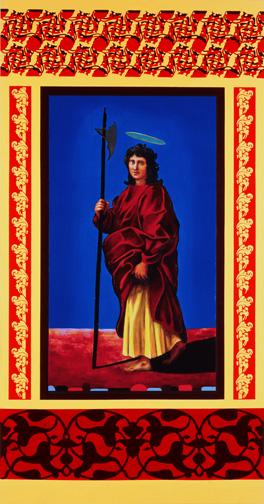 Apostles - St. Thadeus
