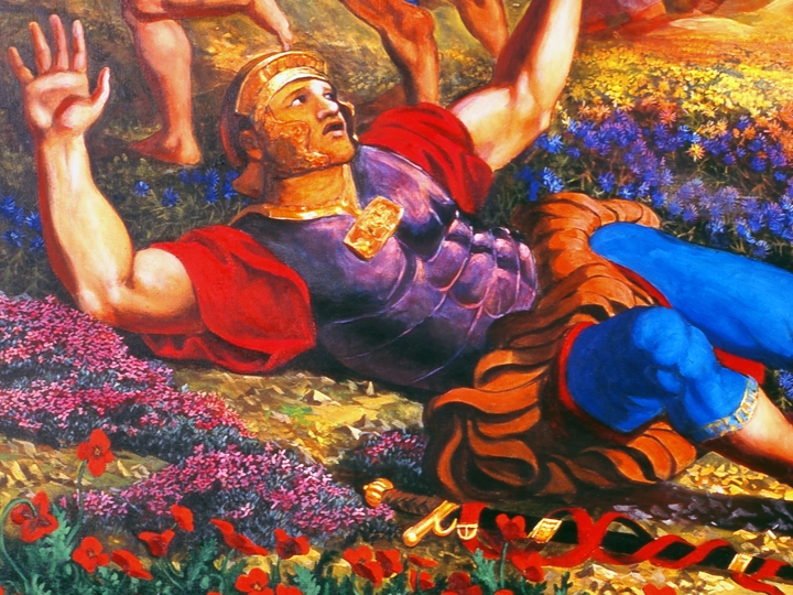 Conversion of Saul Detail