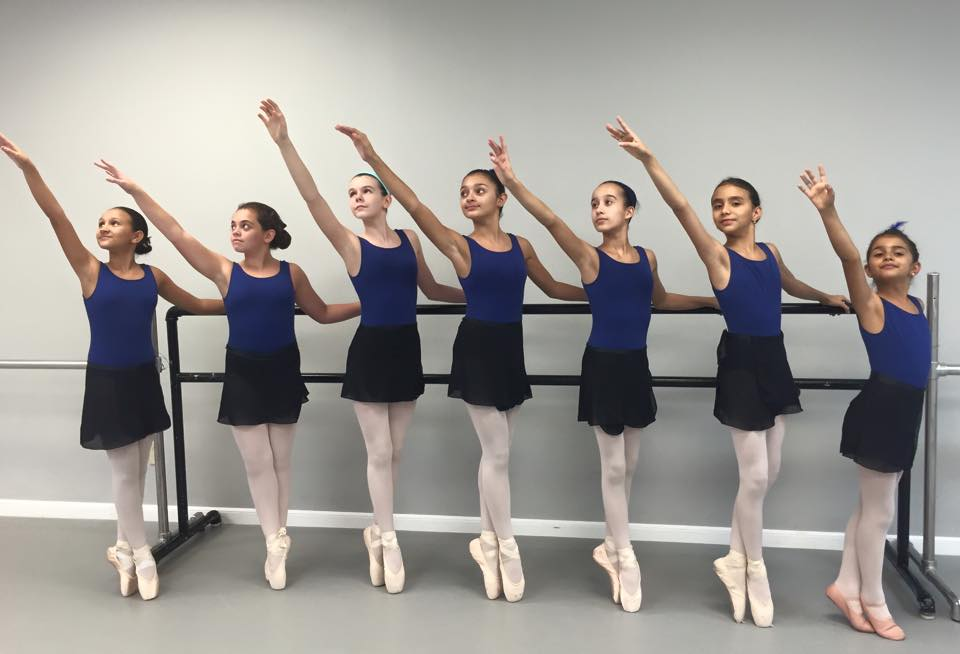 bALLET  Classical ballet classes for toddlers, teenagers, and adults of all levels. Age 3+.     Learn More →