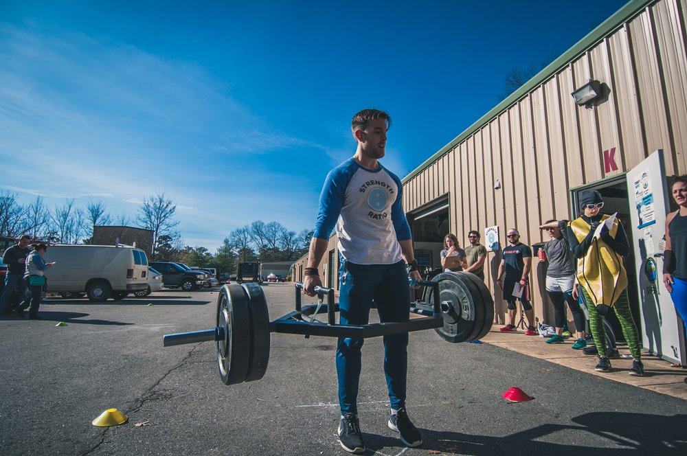Hybrid Strength and Conditioning -