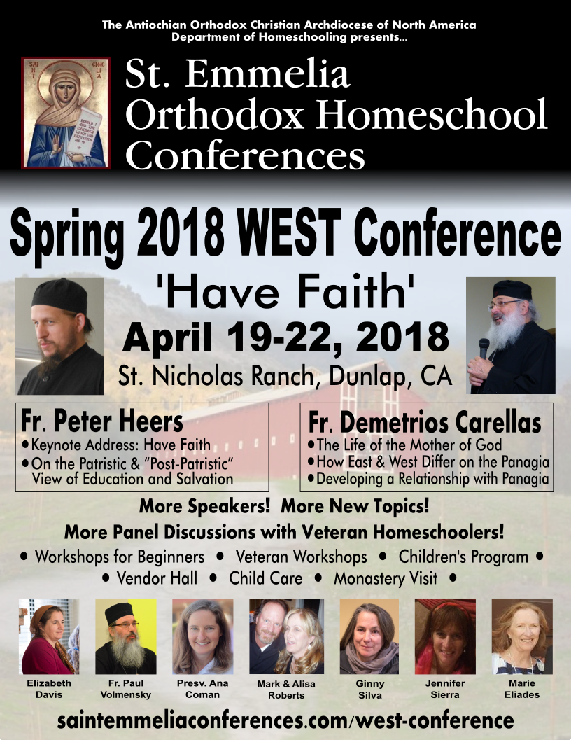 West Conference April 2018 Archive -