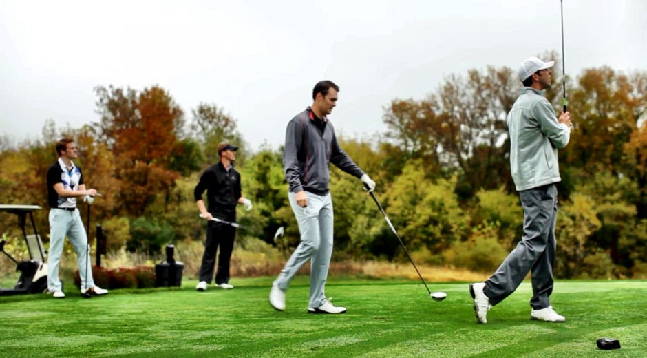 Corporate Golf Day Management -