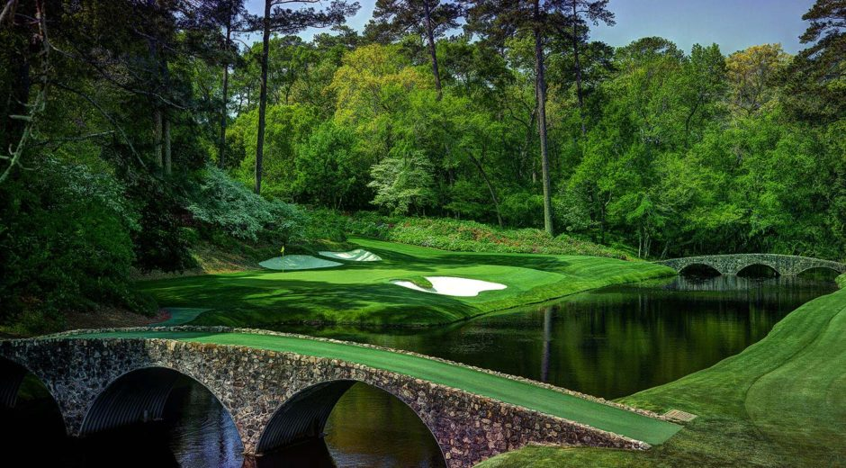 The Masters - April • 5th - 8th • 2018Augusta, US£1795 per person