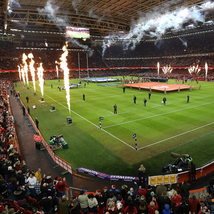 Six Nations - Experience the finest hospitality packages on offer while watching England play two major 6 Nations rivals. Join some of the legends of rugby to entertain your guests at Twickenham for these special 6 Nations games. Twickenham, UK  •  Packages from £749 Per PersonMore Information > >