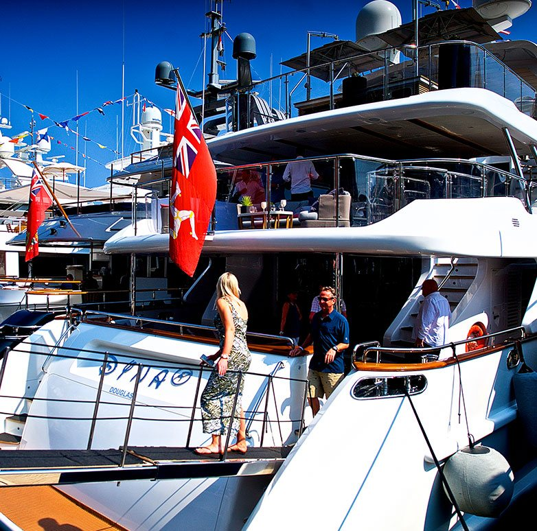 VIP Yacht Hospitality &  Onboard Accommodation -