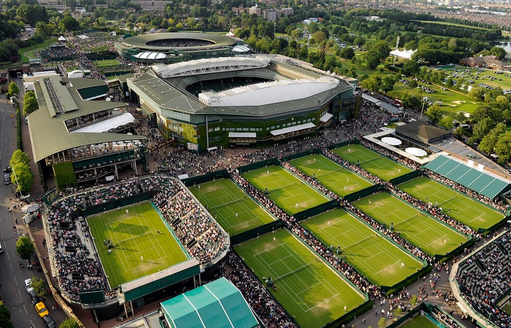 Wimbledon - July • 1 - 14 • 2019Wimbledon, Uk£835 per person