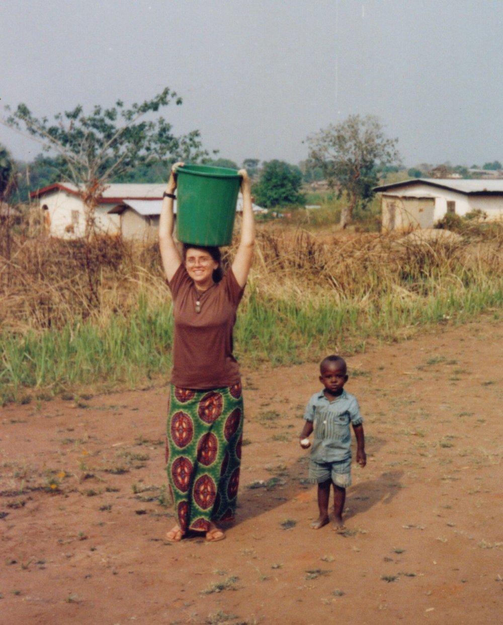 NAOMI KOVACSPresident - CAMEROON 1995-1998Community DevelopmentLanguages spoken during service: French & Fulfulde