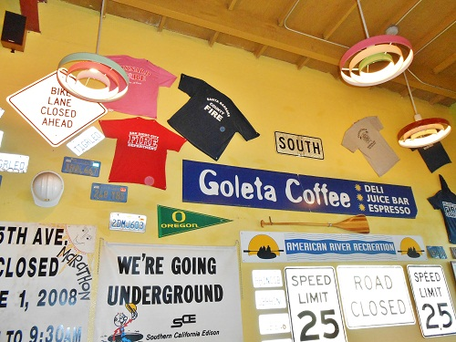 New Year's Coffee - SATURDAY, JANUARY 12, 201910:00am-12:00pm @ Goleta Coffee Co.
