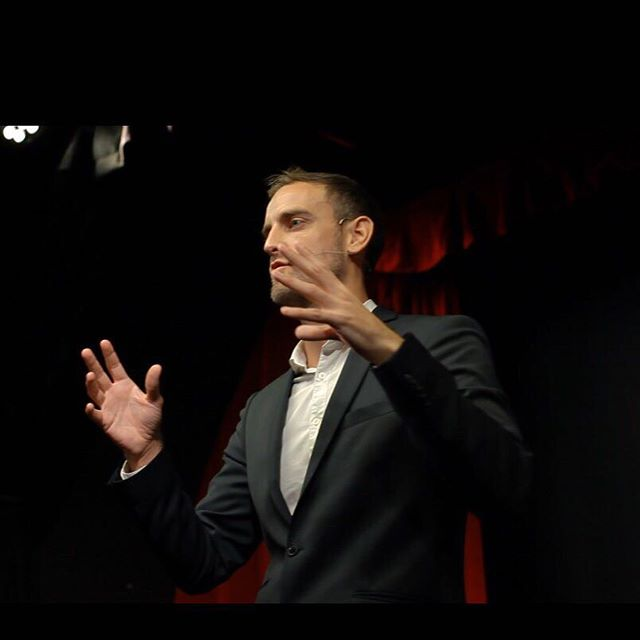 Performing at @museumofcomedy - - - - - - #magic #mindcontrol #mindreading #influence #show #showtime #London #Soho #holborn