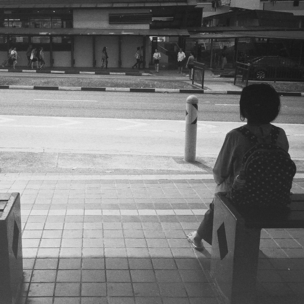# 18  - stroll 9  / ilford pan 400 / ilford hp5+ /