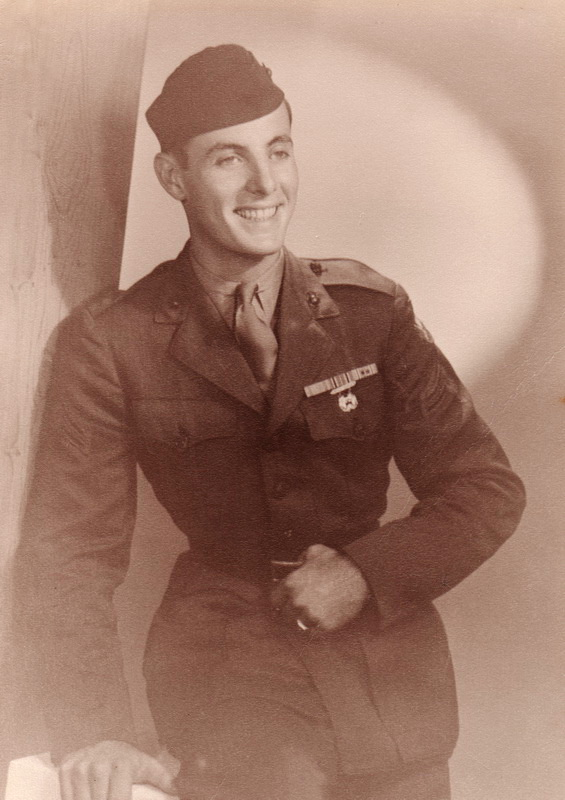 Russell Allen McNeil - 1944