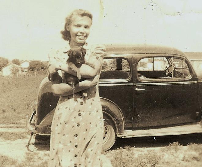 Hilton Lucille Cox - 1945