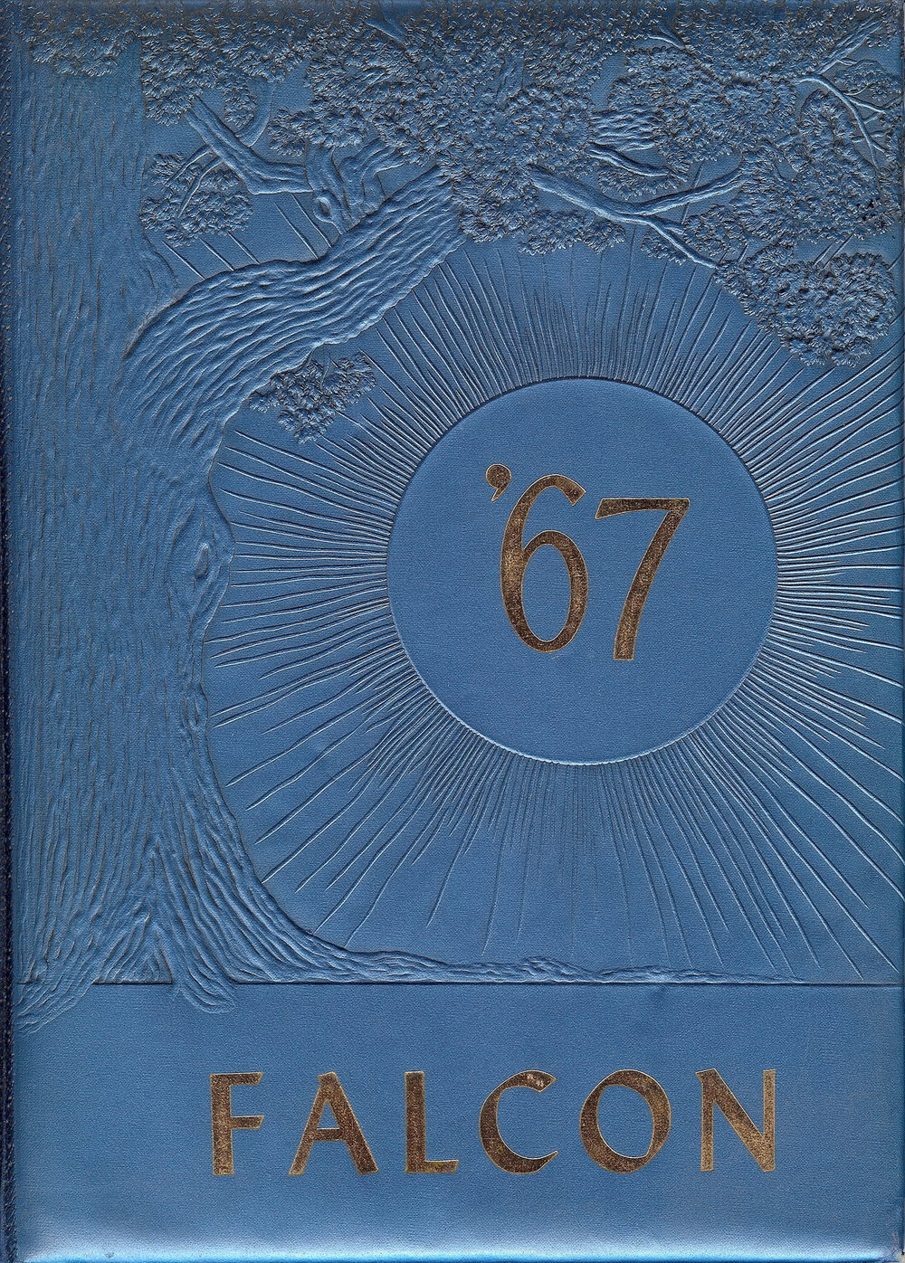 Bob McNeil - 1967 - Age 18 - Twelfth Grade - Channelview High School - Yearbook Cover