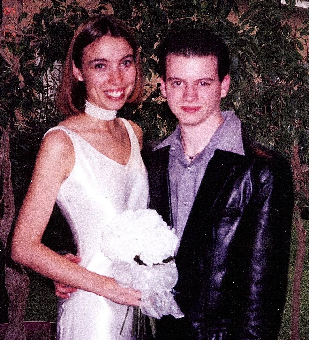 June 12, 1998 - Casi McNeil Married Matt Renfro