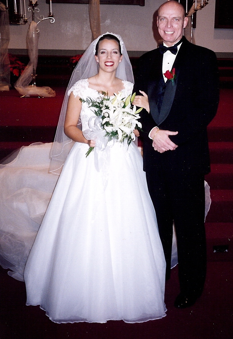 Bob McNeil - December 19, 1998 - Age 49 - Kelly's Wedding