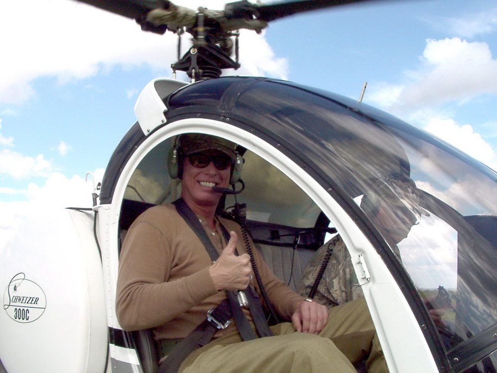 Bob McNeil - 2000 - Age 51 - Helicopter in South Texas