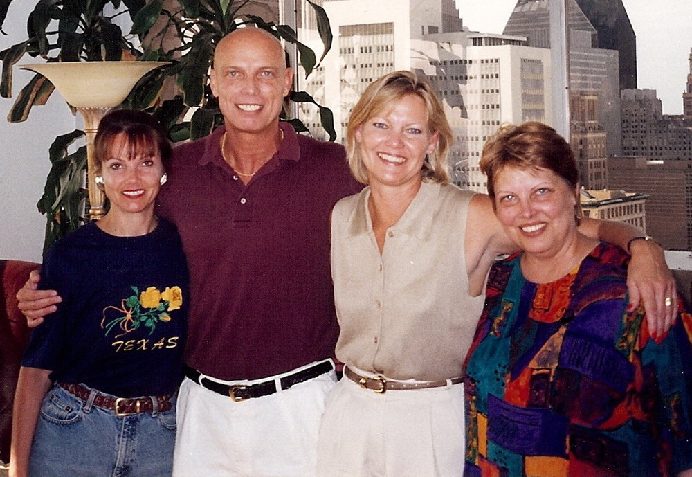 Bob McNeil - 2000 - Age 51 - My Sisters and Me