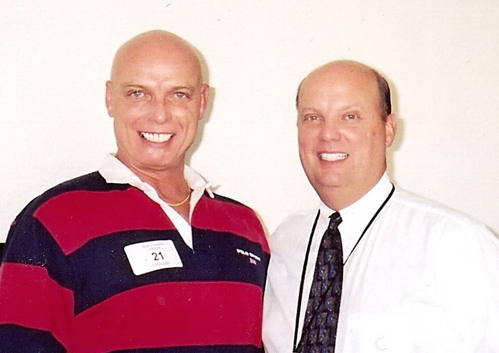 Bob McNeil - 2002 - Age 53 - Visiting My Brother Bart in NYC