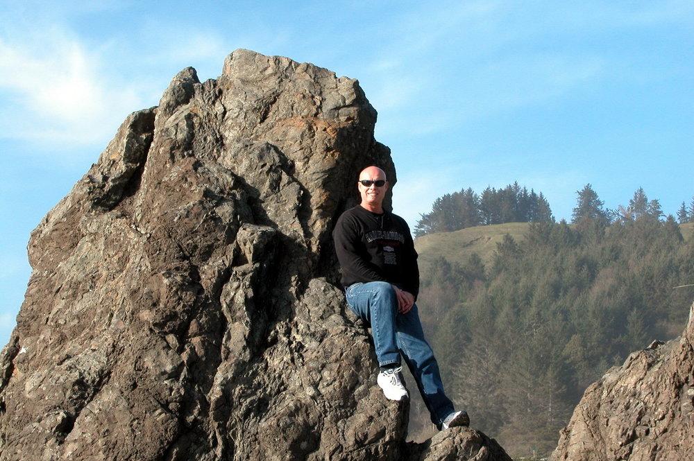 Bob McNeil - 2003 - Age 54 - Oregon Coast
