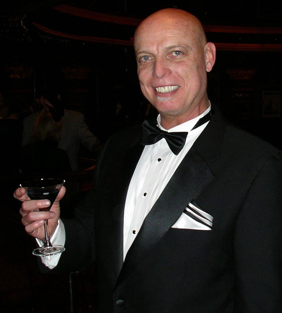 Bob McNeil - 2004 - Age 55 - Stylin' It In My Tuxedo