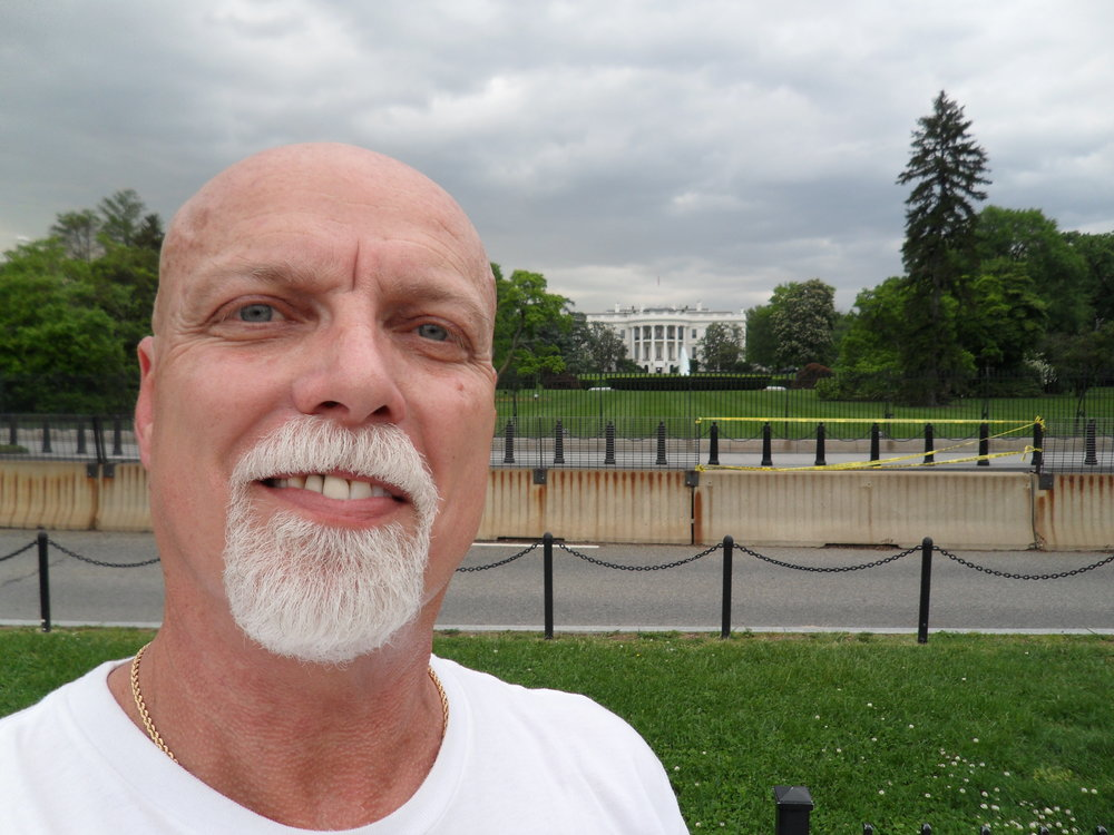 Bob McNeil - 2010 - Age 61 - The White House - Washington, D.C.